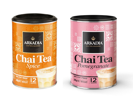 coffee shop chai tea supplier