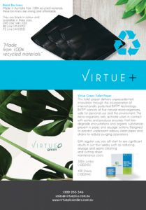 virtue plus flyer may 2019