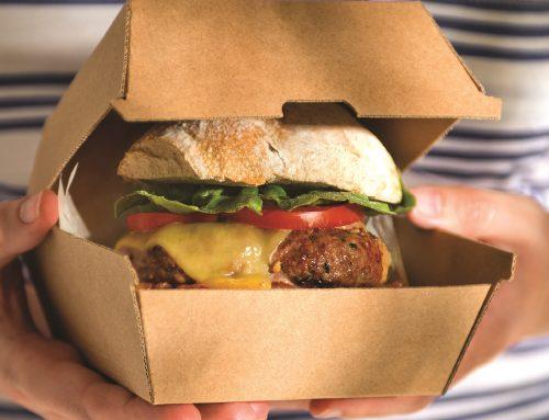 Take-Away Food Packaging